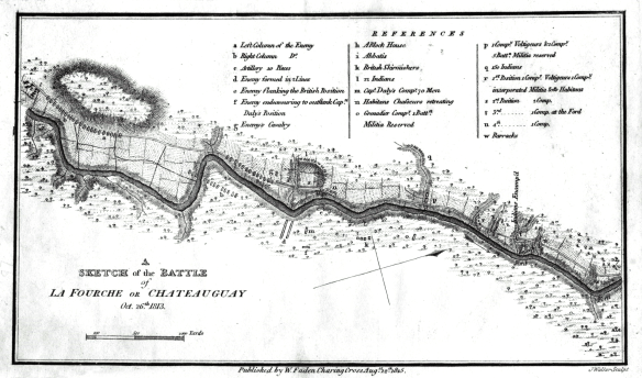 A_Sketch_of_the_battle_of_La_Fourche_or_Chateauguay,_Oct._26th_1813
