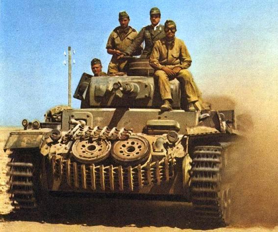 Afrika-Korps-Panzer-III-1
