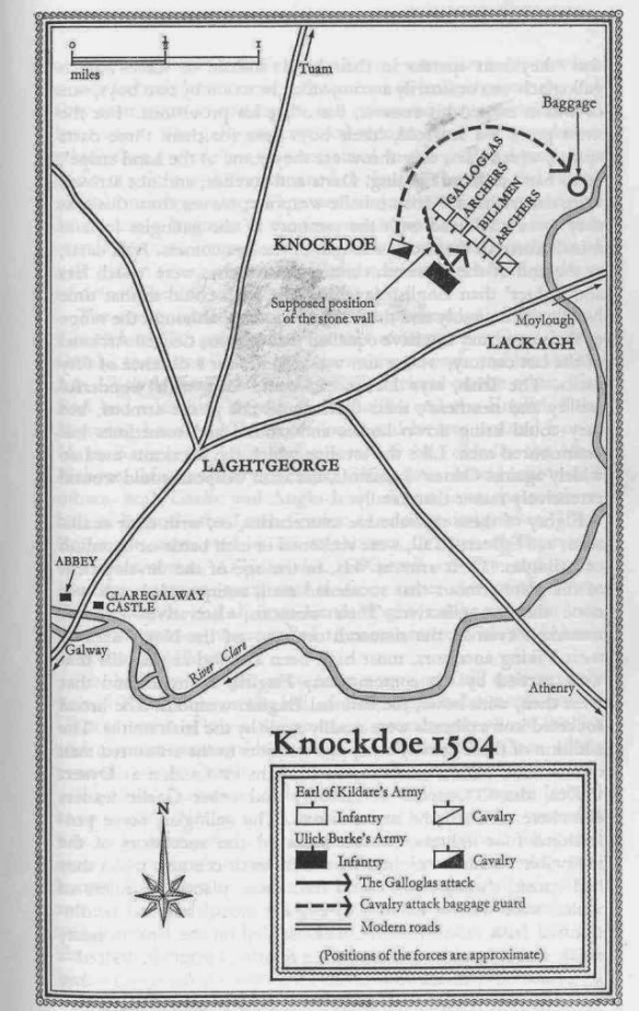 Battle of Knockdoe
