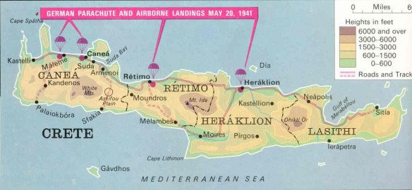 Crete-Invasion