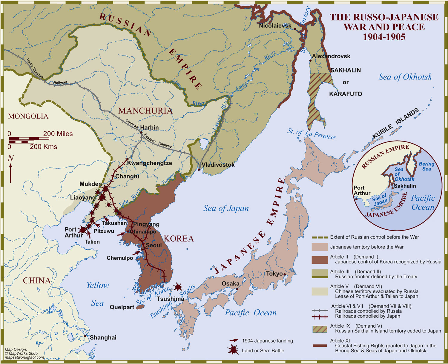 korea: the russo-japanese war and the protectorate | weapons and warfare