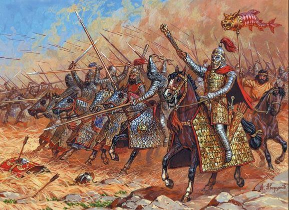 Parthian-Army
