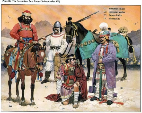 persian-sassanid-emperor-hormizd-ii-with-a-roman-prisoner