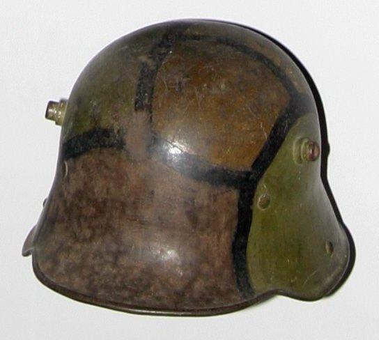 Brow-armor