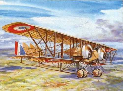 Caudron_G4_French_Biplane_Twin_Engine_WW1