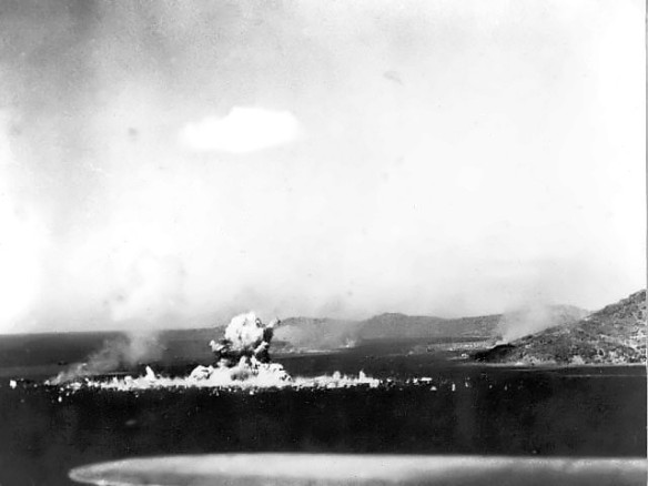 Japanese_ammunition_ships_in_Truk_Harbor_explode