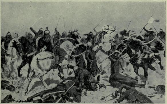 The_last_stan_of_Rajputs_against_Muhammadans