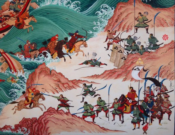 kamikaze-struck-during-the-second-mongol-invasion-of-japan