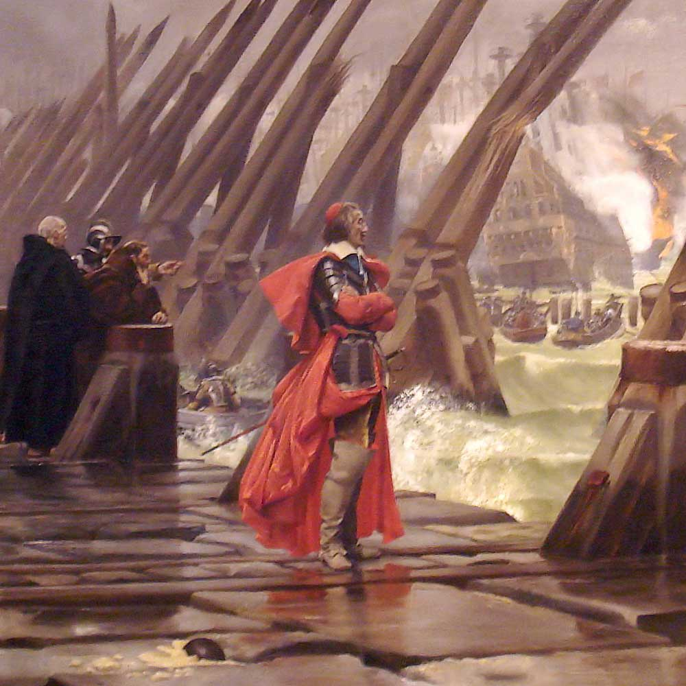 Cardinal Richelieu - Wikipedia