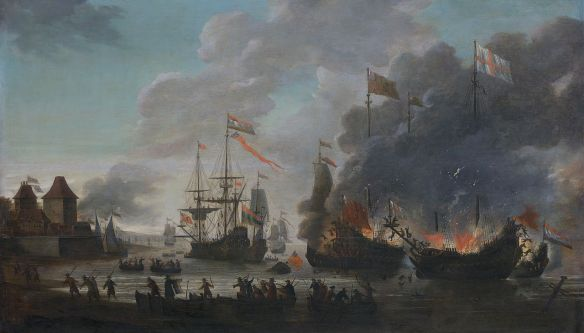 1280px-the_dutch_burn_english_ships_during_the_expedition_to_chatham_raid_on_medway_1667jan_van_leyden_1669