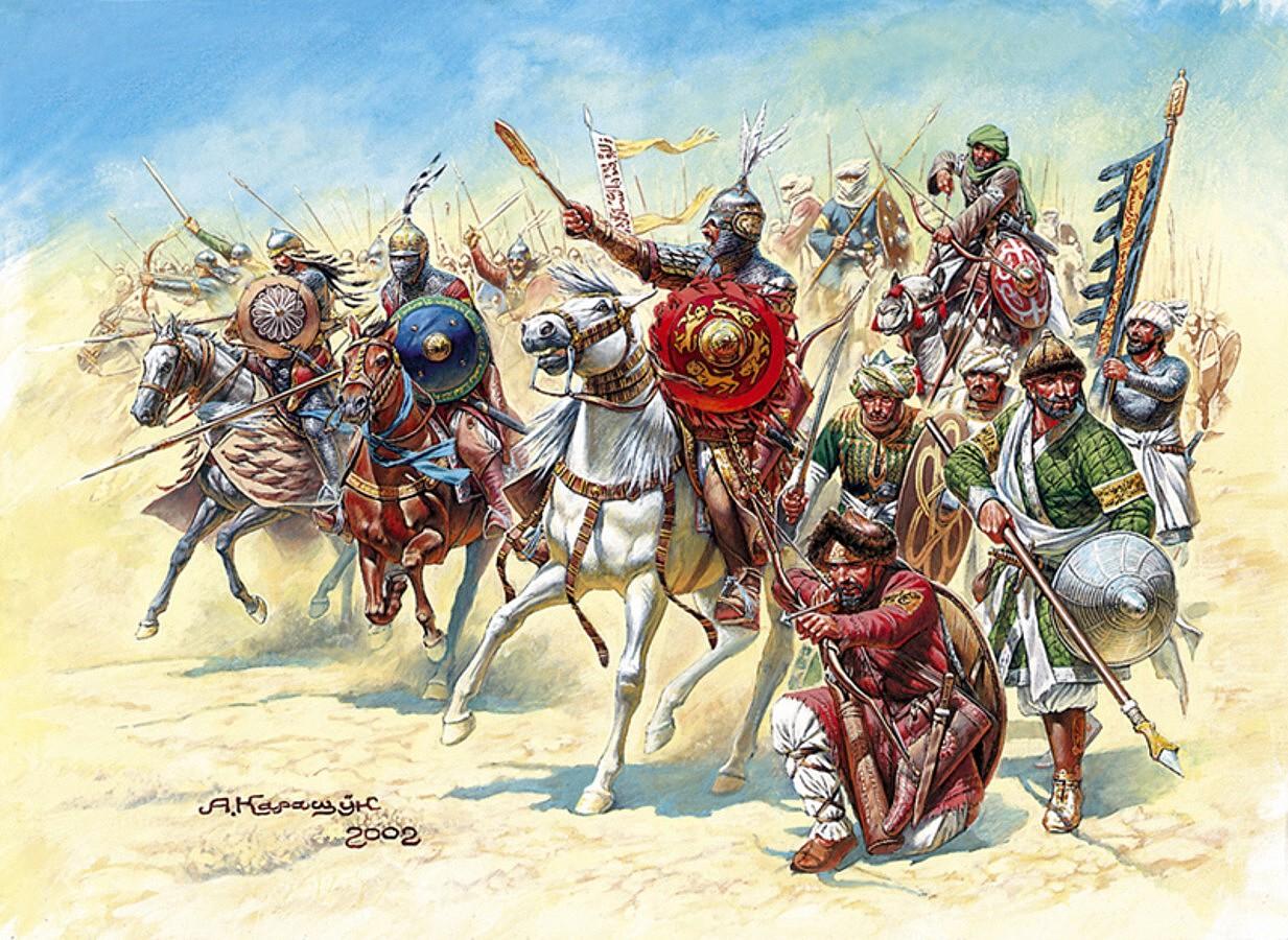 Baybars And The Mamluk Sultanate Weapons And Warfare