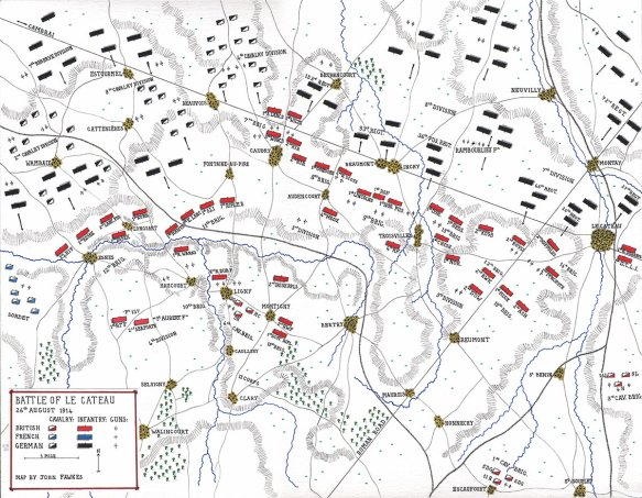 battle-le-cateau-26th-august