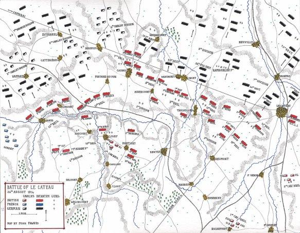 battle-le-cateau-26th-august