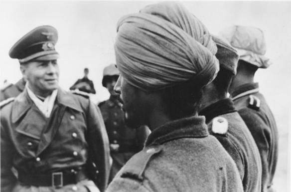 general-rommel-inspecting-indian-legion-soldiers
