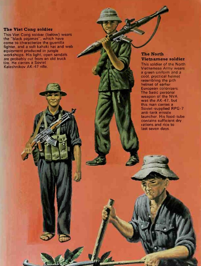 4c6145db88f There were the regular uniformed North Vietnamese Army troops who fought in  established units and formations. Most NVA soldiers were recruited from ...
