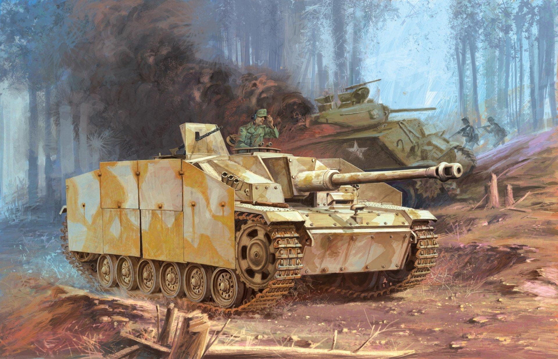sturmgeschütz 1943 1945 weapons and warfare