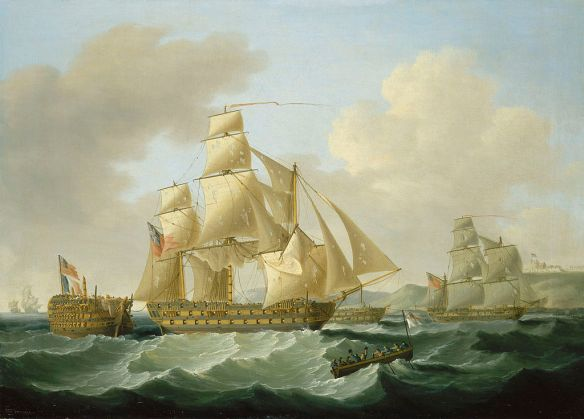 1024px-strachans_action_after_trafalgar_4_november_1805_bringing_home_the_prizes