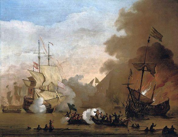 1280px-willem_van_de_velde_de_jonge_-_een_actie_van_een_engels_schip_en_schepen_van_de_barbarijse_zeerovers