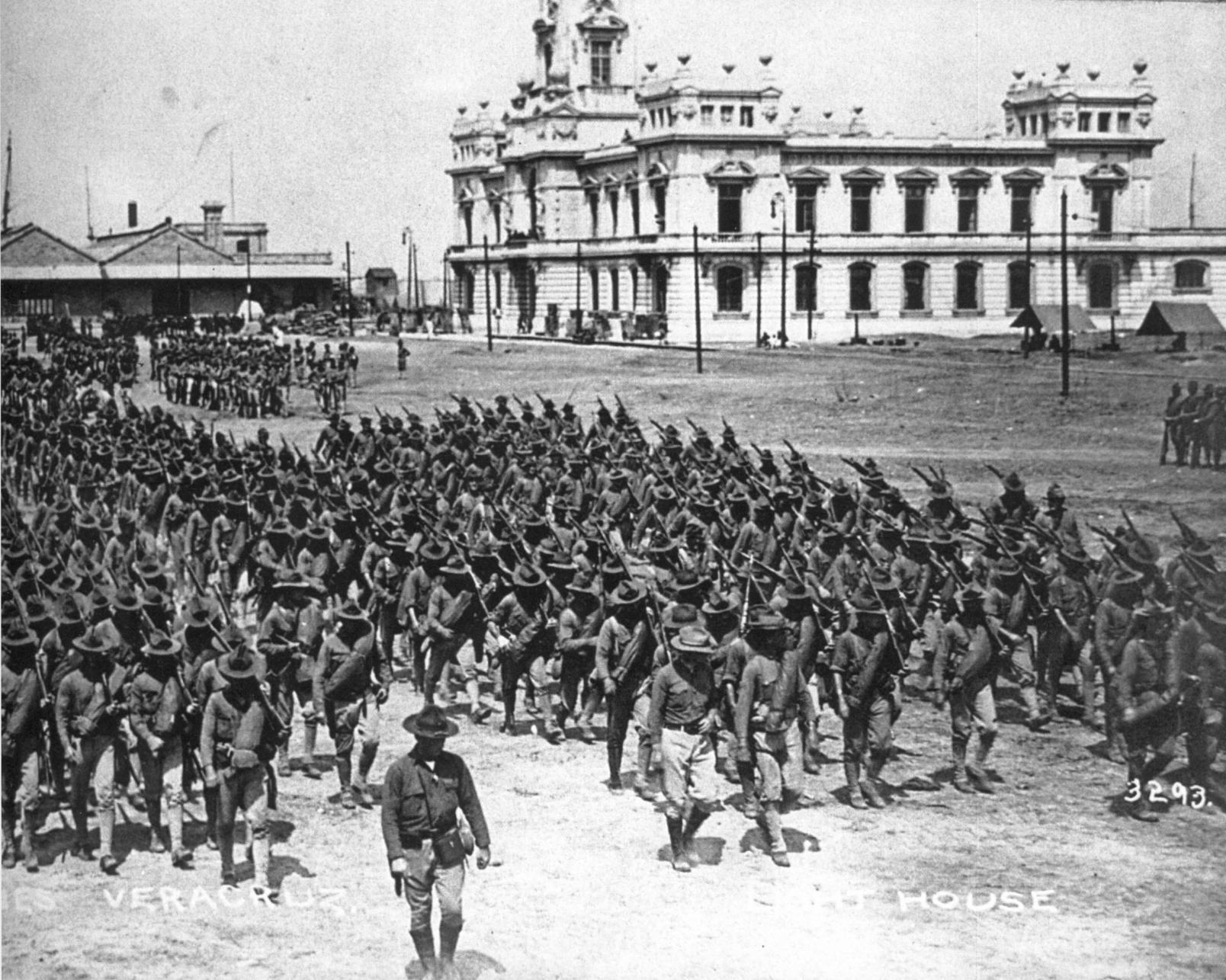 Veracruz 1914