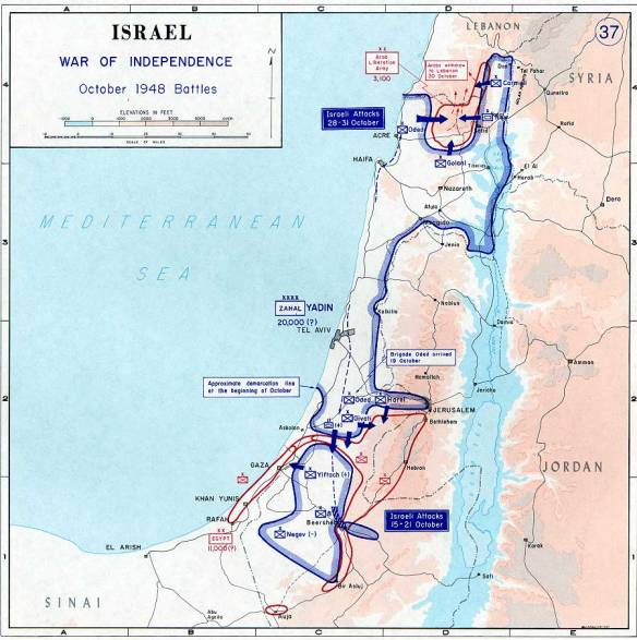1948_arab_israeli_war_-_oct