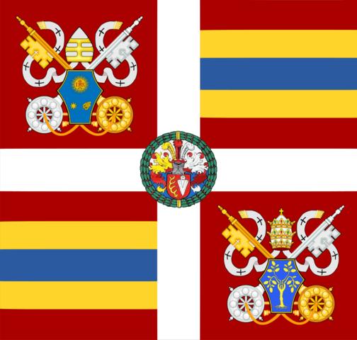bandieraguardiasvizzeragraf-papafrancesco