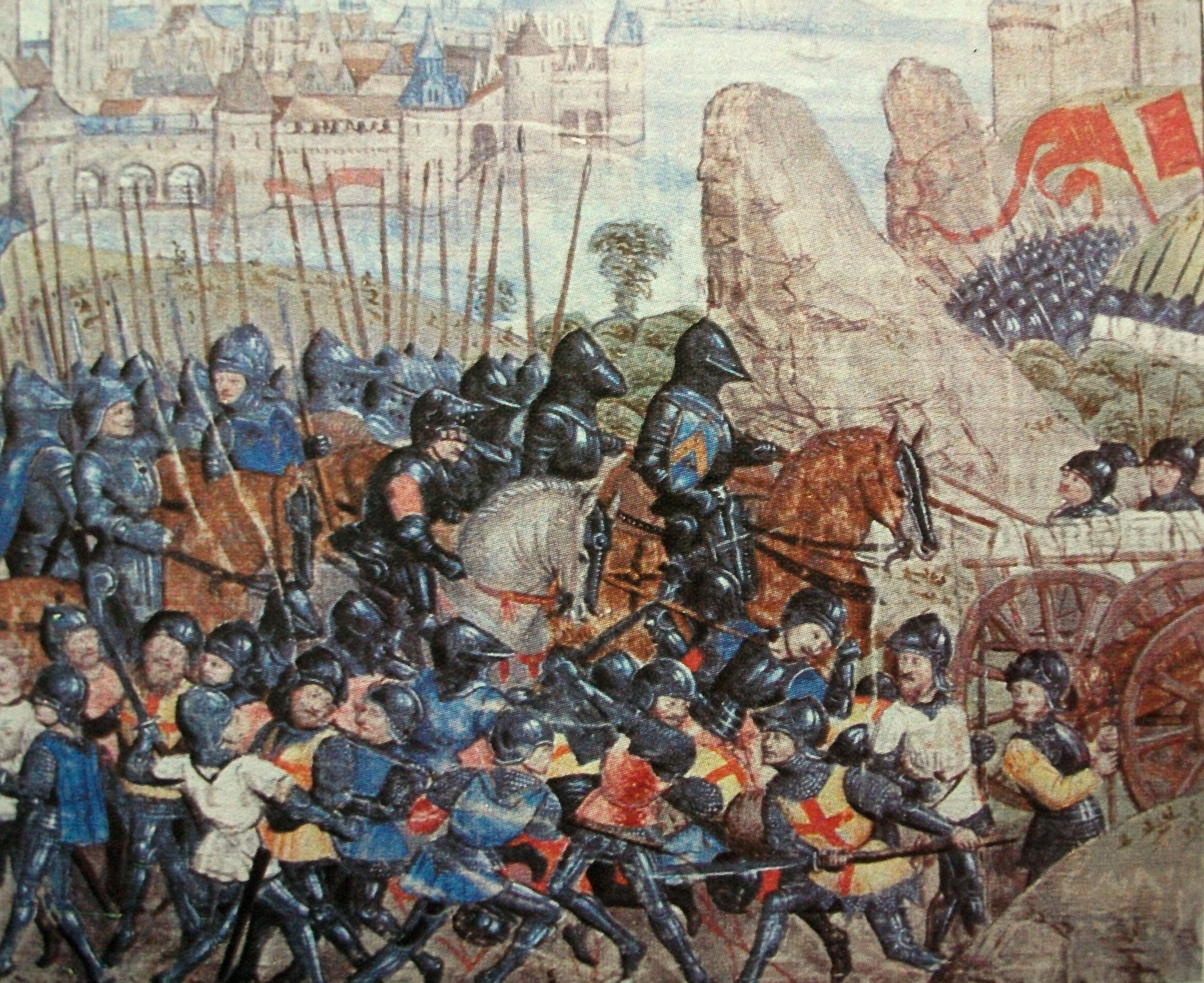 Belagerung Englisch