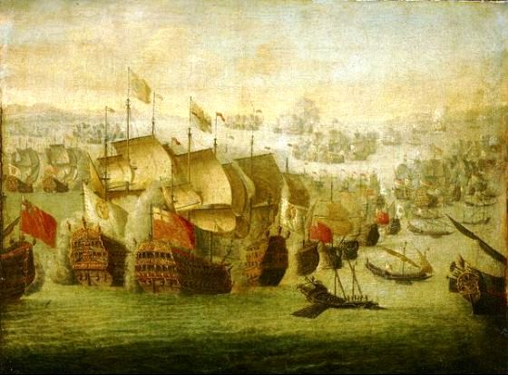 battle_of_malaga_1704