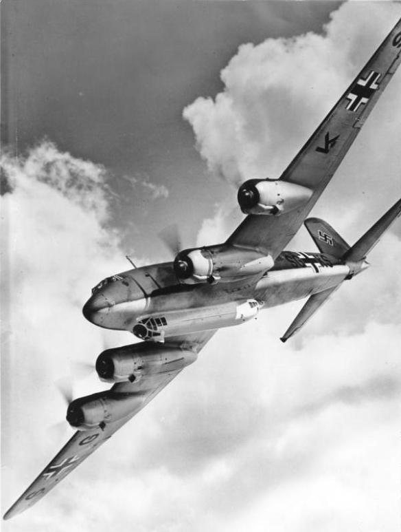 Focke-Wulf Fw 200 C Condor