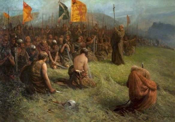 Hassall, John; Bannockburn; Glasgow Museums; http://www.artuk.org/artworks/bannockburn-84382
