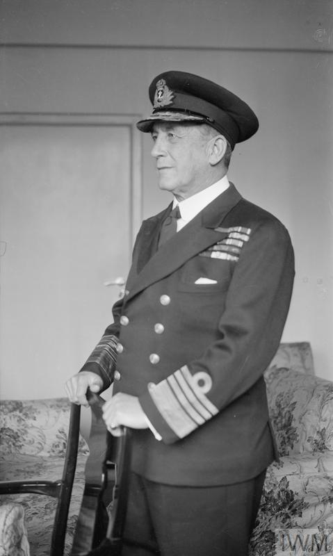 ADMIRAL SIR MAX KENNEDY HORTON, KCB, DSO, (C IN C, WESTERN APPROACHES). (A 20790) Copyright: © IWM. Original Source: http://www.iwm.org.uk/collections/item/object/205153203