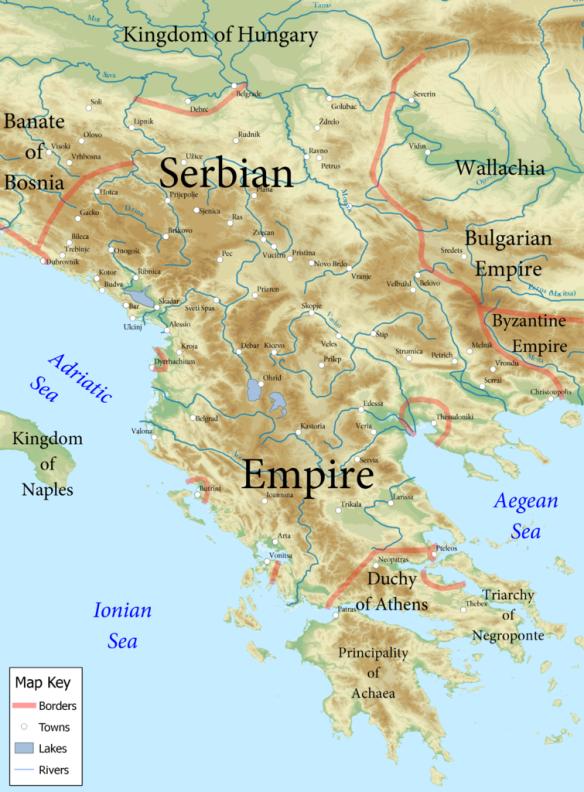 serbian_empire_1355_ce_relief_english