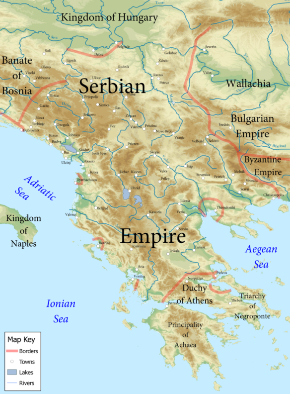 serbian_empire_1355_ce_relief_english