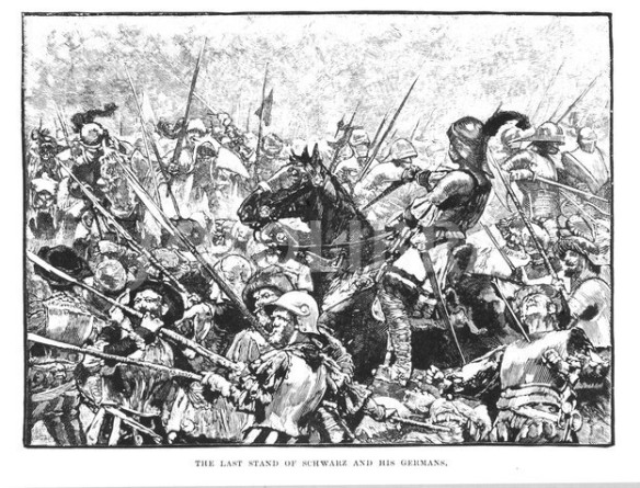 Battle of Stoke - 1487