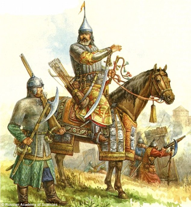 Russian Army of Ivan the Terrible | Weapons and Warfare
