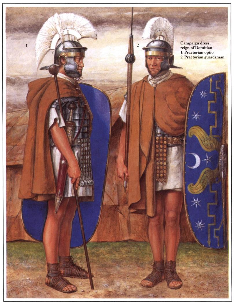 Define praetorian