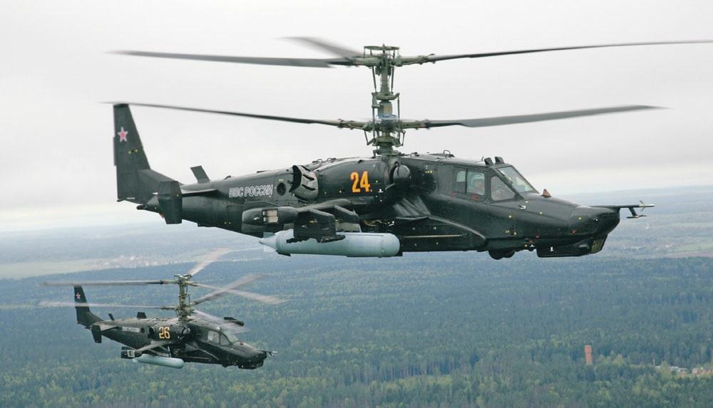 Resultado de imagem para kamov ka-52 alligator