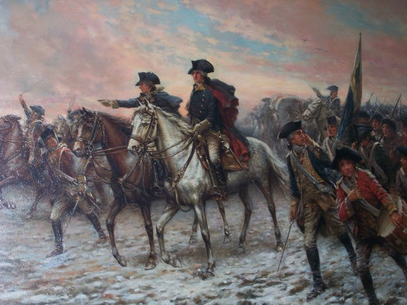 george-washington-leading-continental-army
