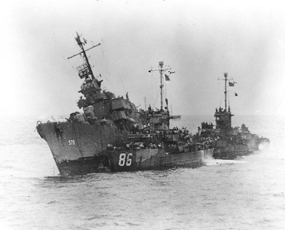 uss_william_d-_porter_dd-579_sinking