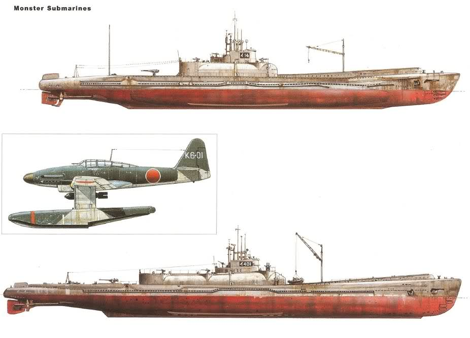 Japanese Submarines WWII Missed Opportunities?! | Weapons