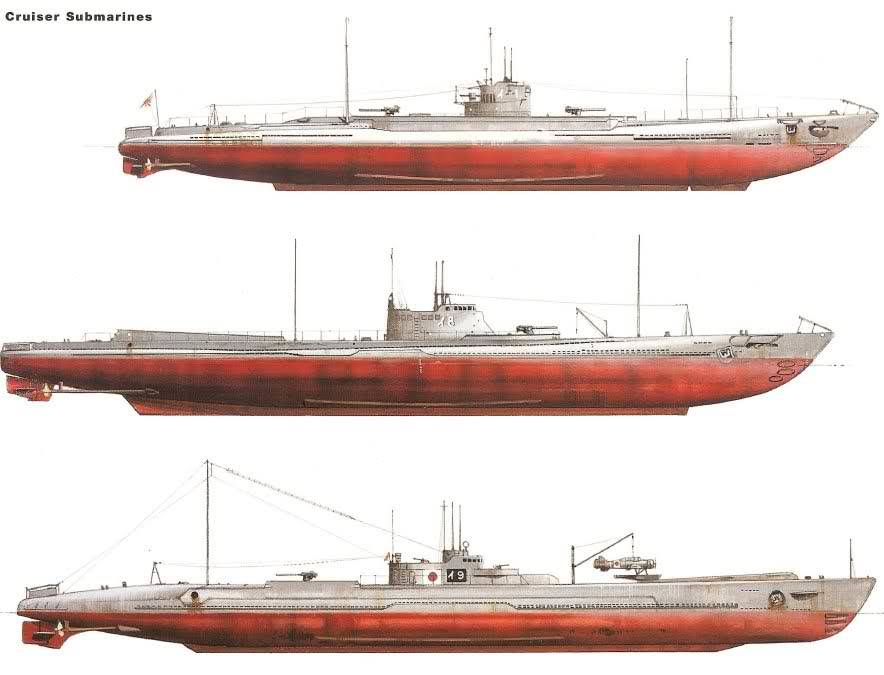 japanese submarines wwii missed opportunities weapons