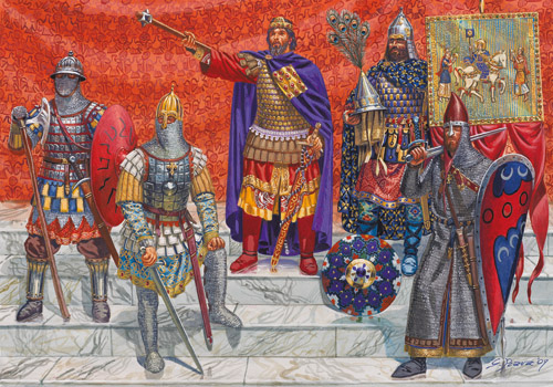 a look at the career options for women in the byzantine empire
