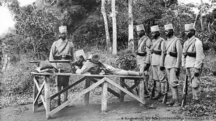 Africa WWI | Weapons and Warfare