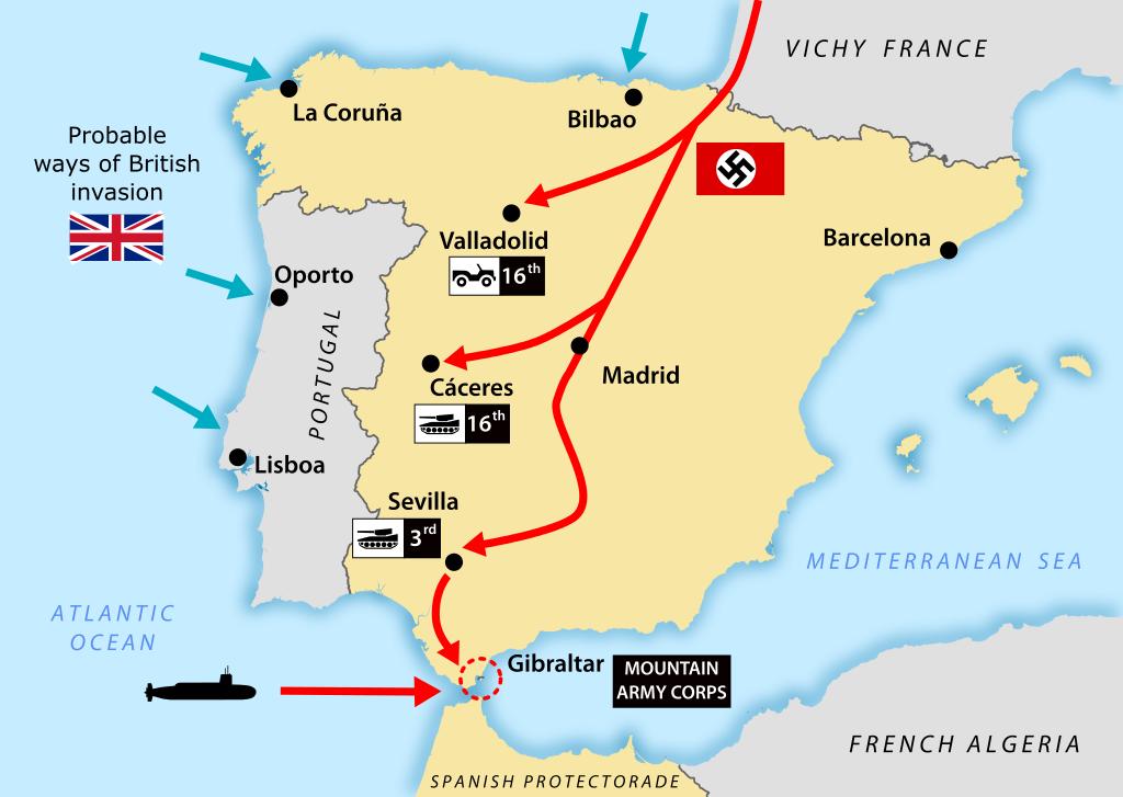 Operation Felix II Weapons and Warfare