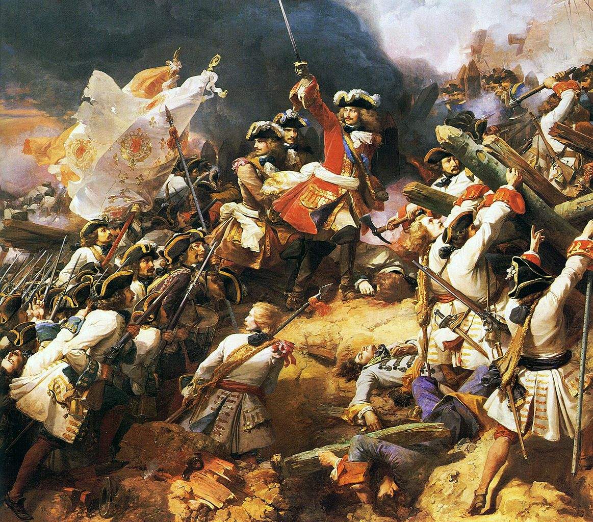 foto de THE WAR OF THE SPANISH SUCCESSION – FRANCE | Weapons and Warfare