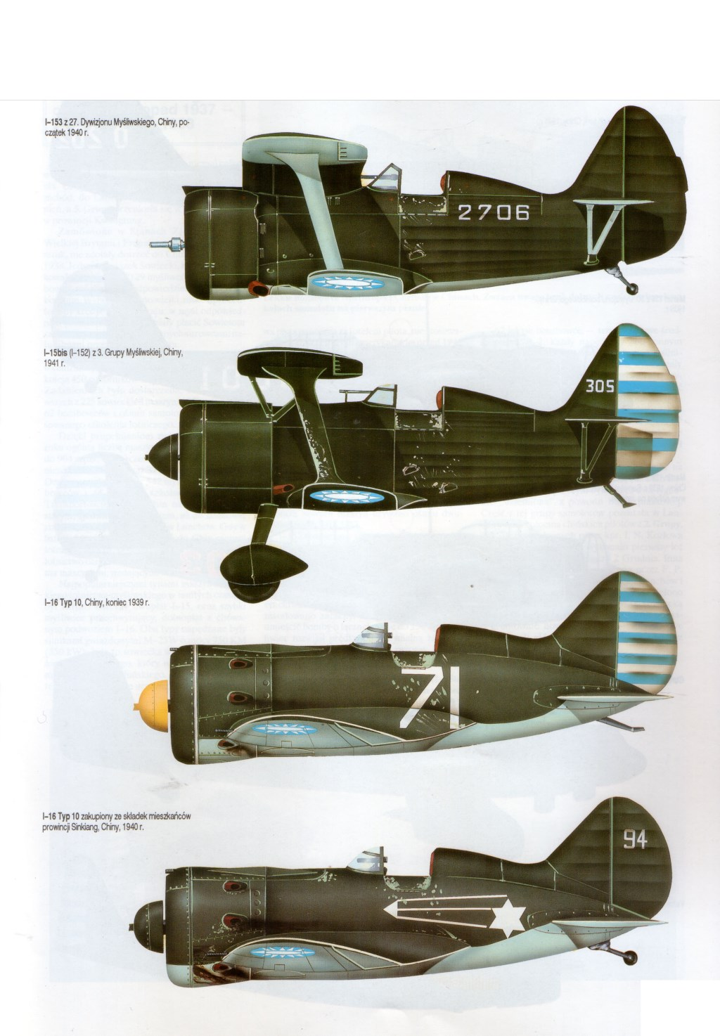 Chinese Air Force to 1939 | Weapons and Warfare