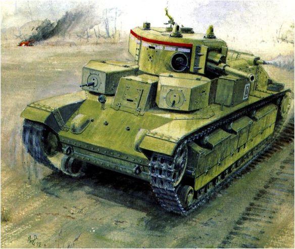 4585243955420132f07d7f228f0dedbe--soviet-army-military-tank