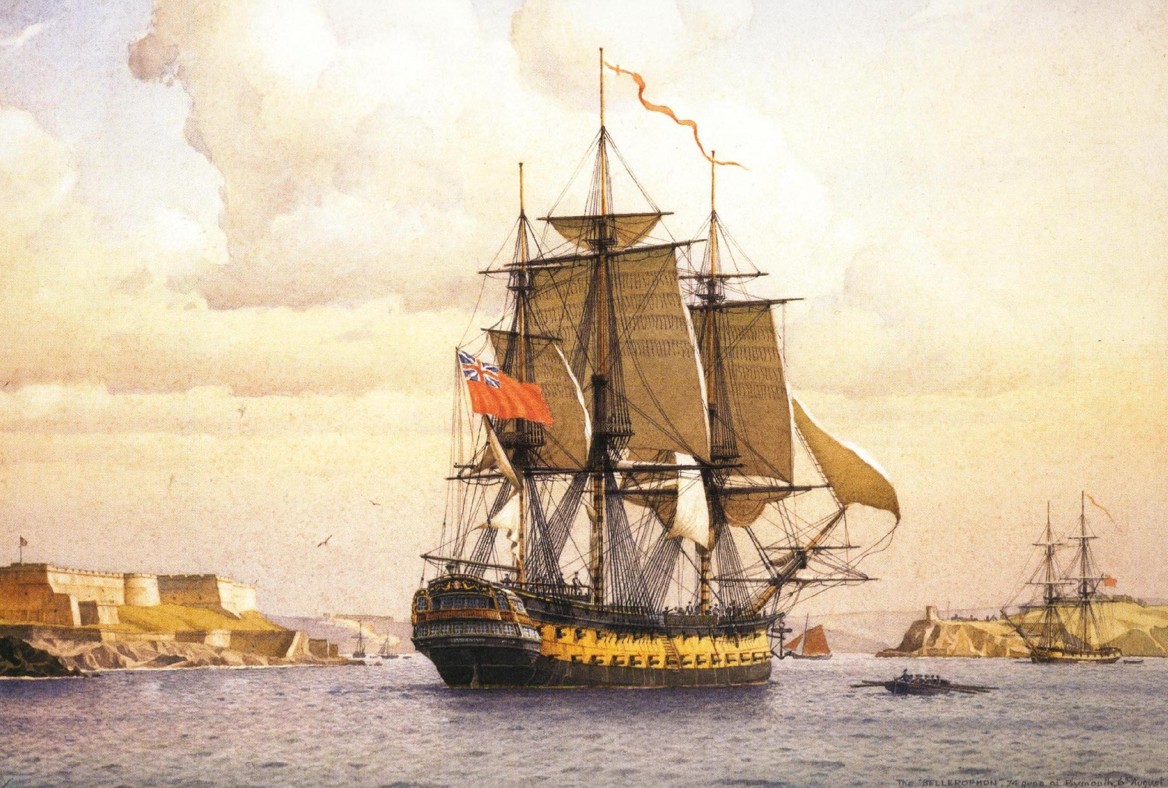 History of the Royal Navy - Wooden Walls (1600-1805)