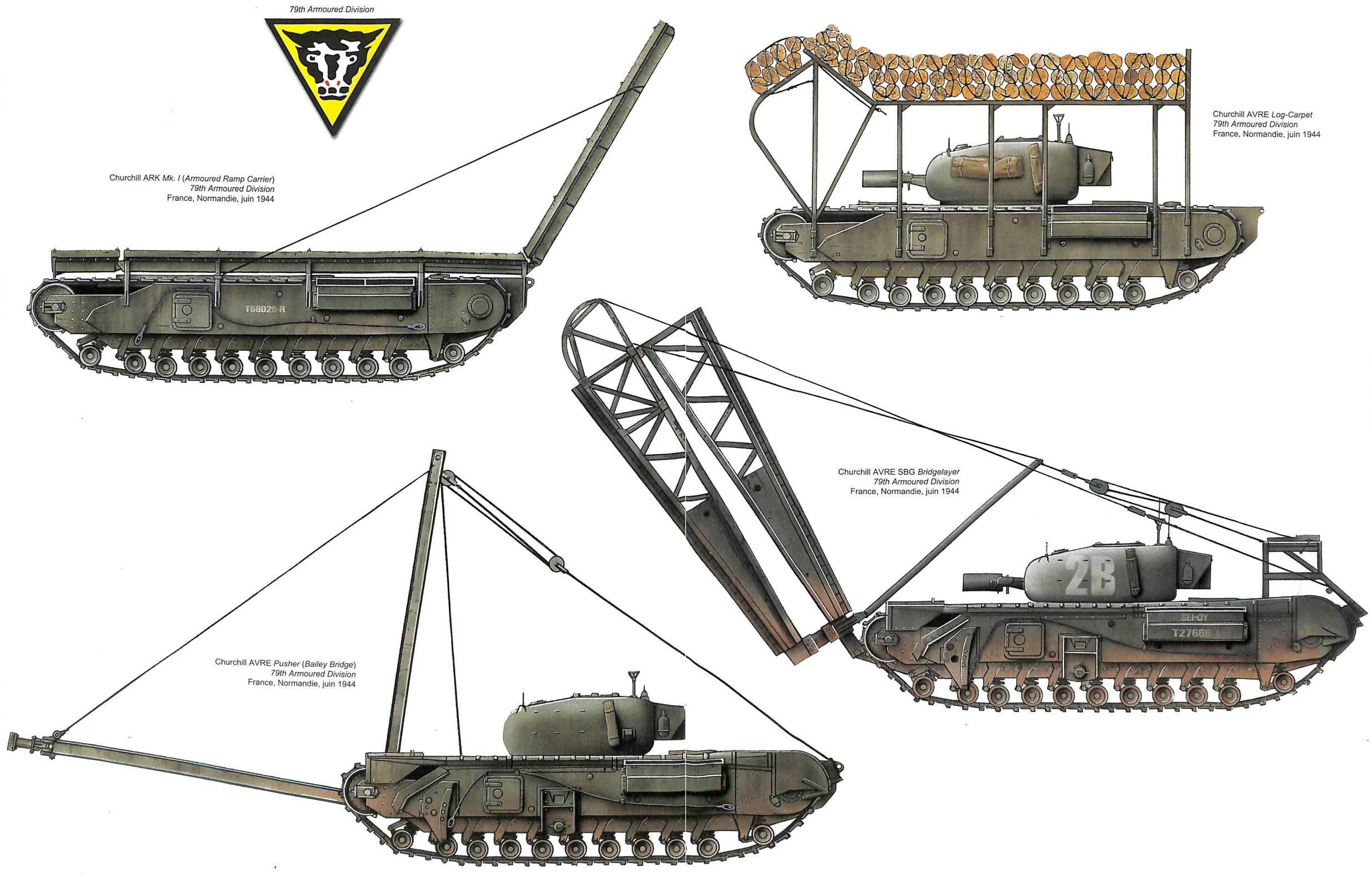 D-Day Tanks | Weapons and Warfare
