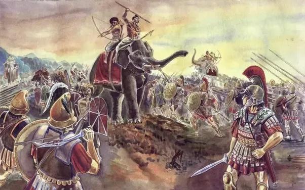 Chandragupta and Helena