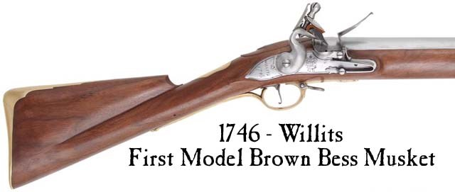 THE BROWN BESS MUSKET | Weapons and Warfare